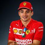 Ferrari annonce la prolongation du contrat de Charles Leclerc jusqu'à 2024