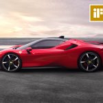 La Ferrari SF90 Stradale remporte l'iF Design Gold Award