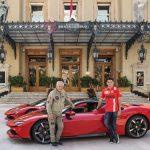 Le nouveau court métrage un Grand Rendez-Vous de Claude Lelouch avec Ferrari et Charles Leclerc à Monaco sera diffusé le 13 juin prochain